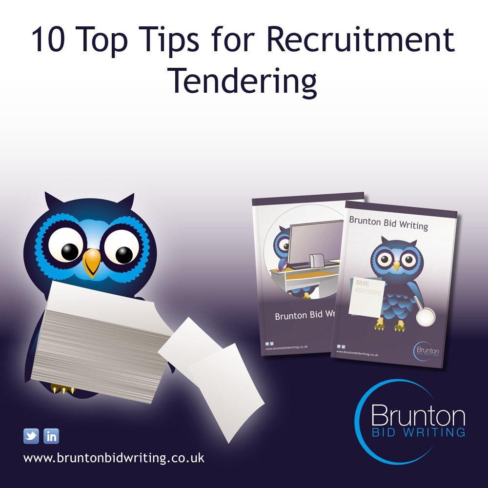 10 Top Tips for Recruitment Tendering