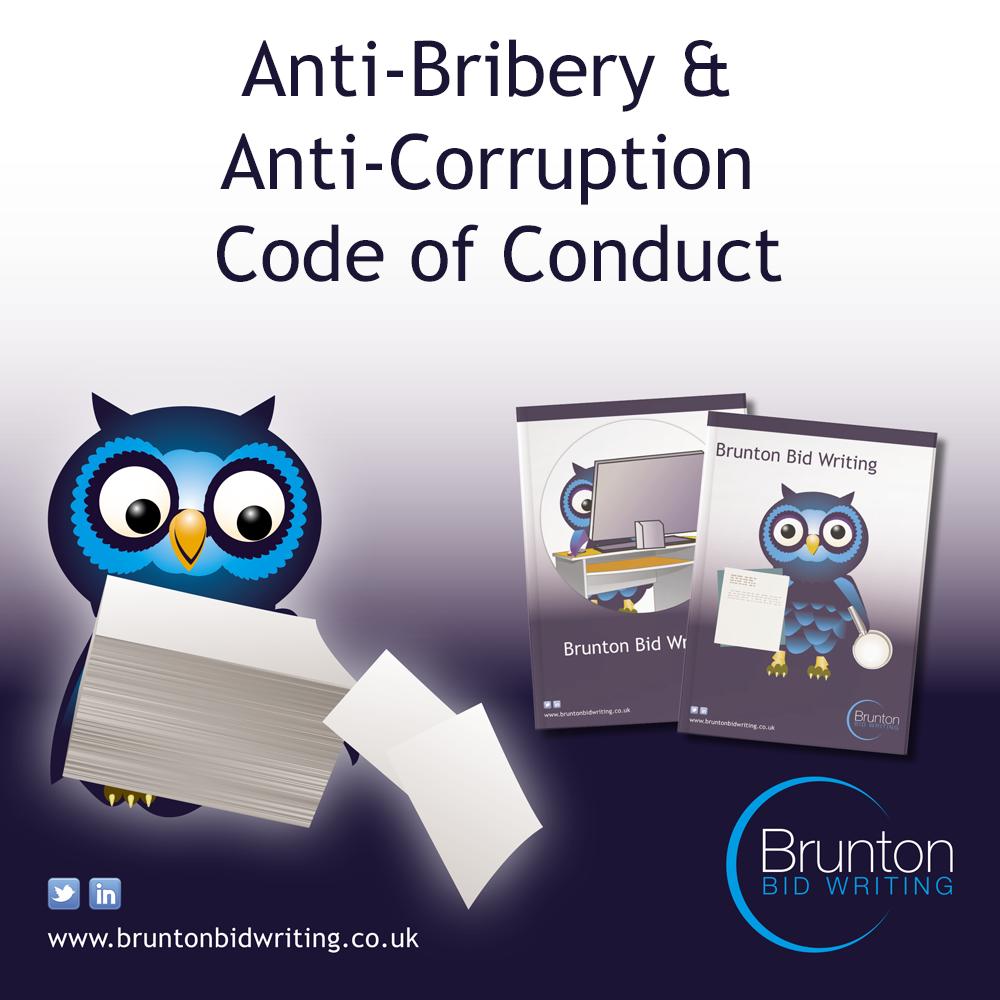anti bribery anti corruption code of conduct