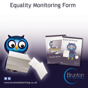Equality Monitoring Form