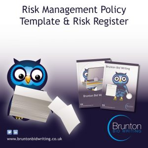 Risk Management Policy Template & Risk Register
