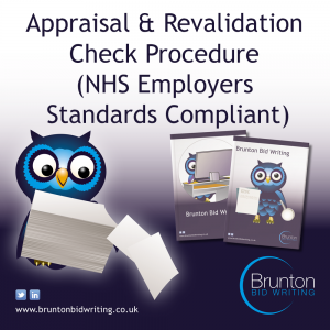 Appraisal & Revalidation Procedure – NHS Employers Standards Compliant