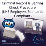 Criminal Record & Barring Check