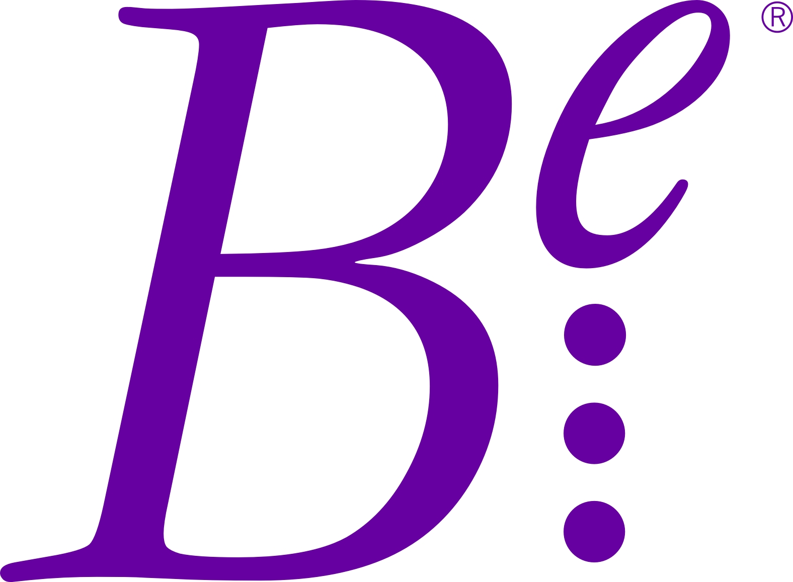 Be Personnel Logo R Violet - April 2012
