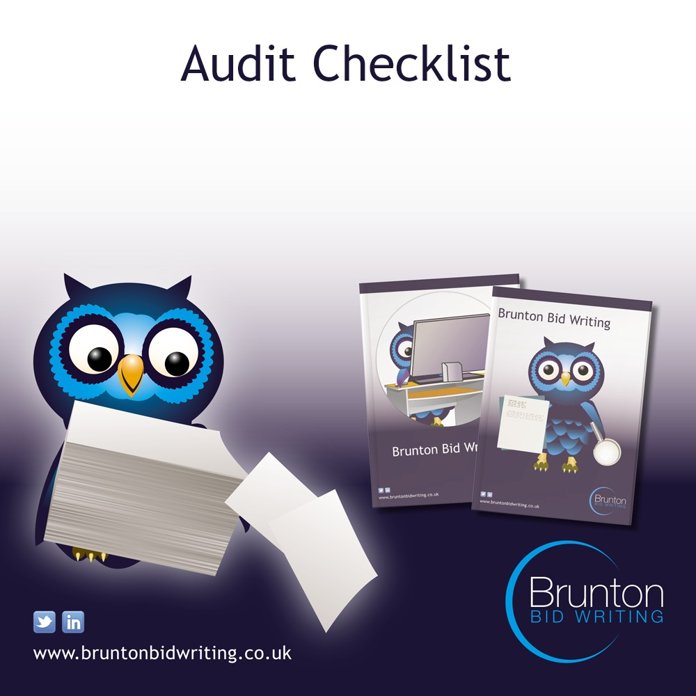 Free audit checklist for recruitment agencies to check candidate files.