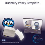 Disability Policy Template