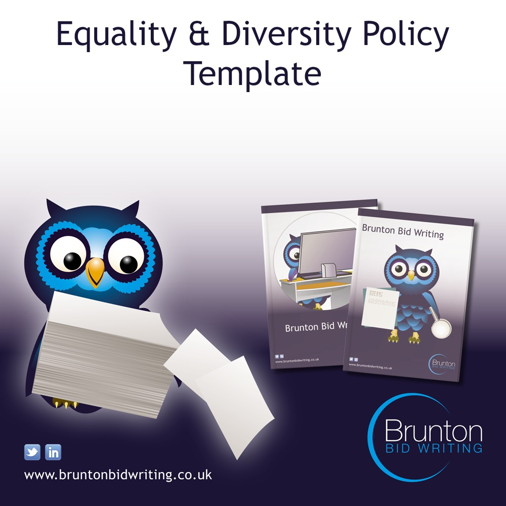 Equality & Diversity Policy Template