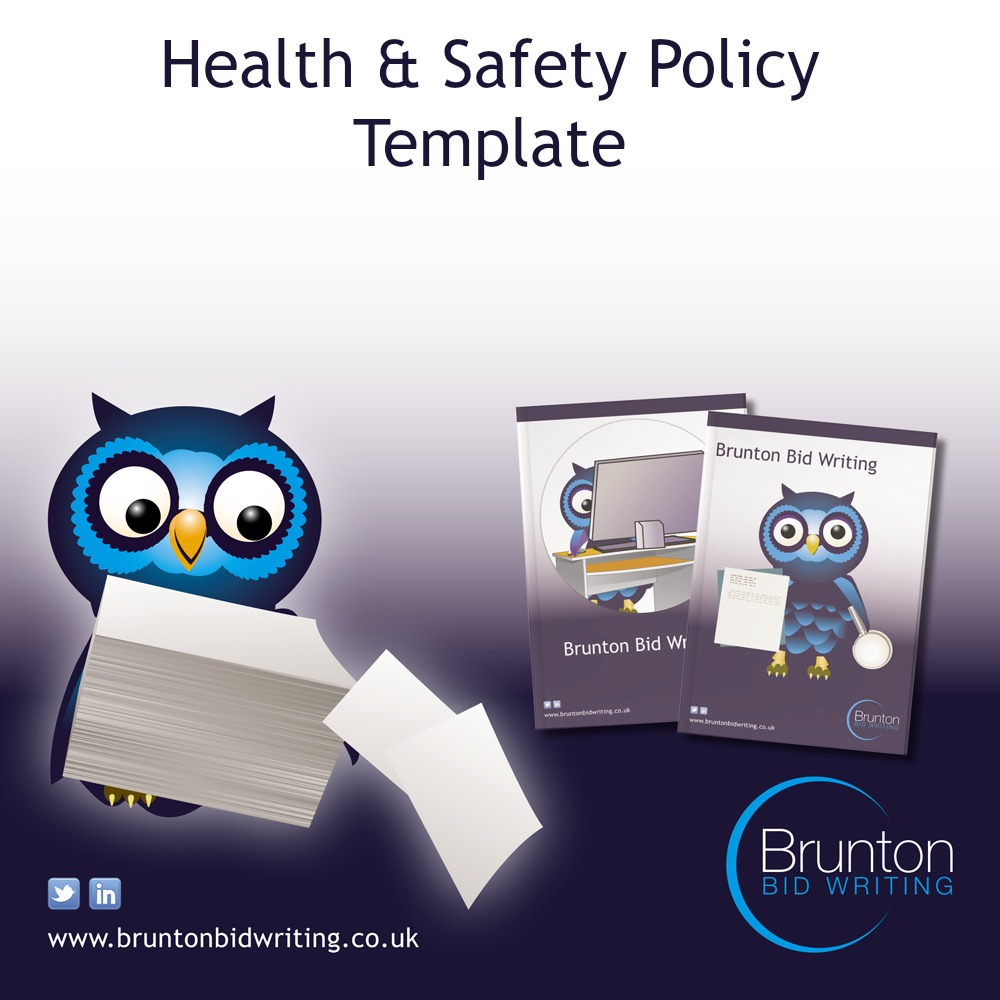 Health & Safety Policy Template