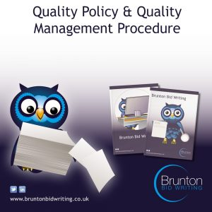 Quality Policy & Quality Management Procedure
