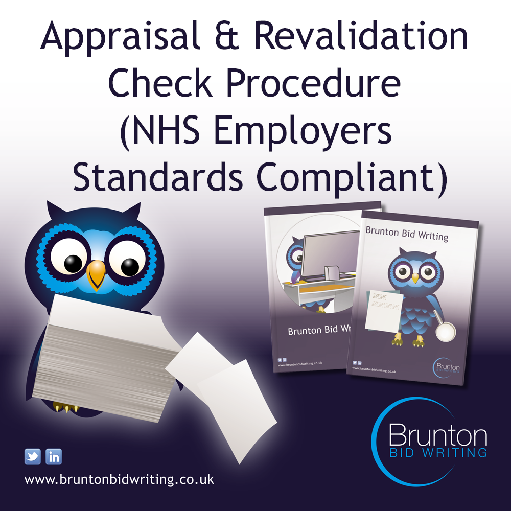 Appraisal & Revalidation Process