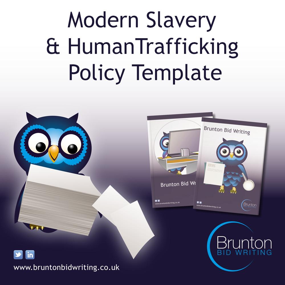 Modern Slavery Policy Template