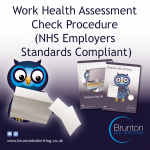 Work Health Assessments Check Procedure