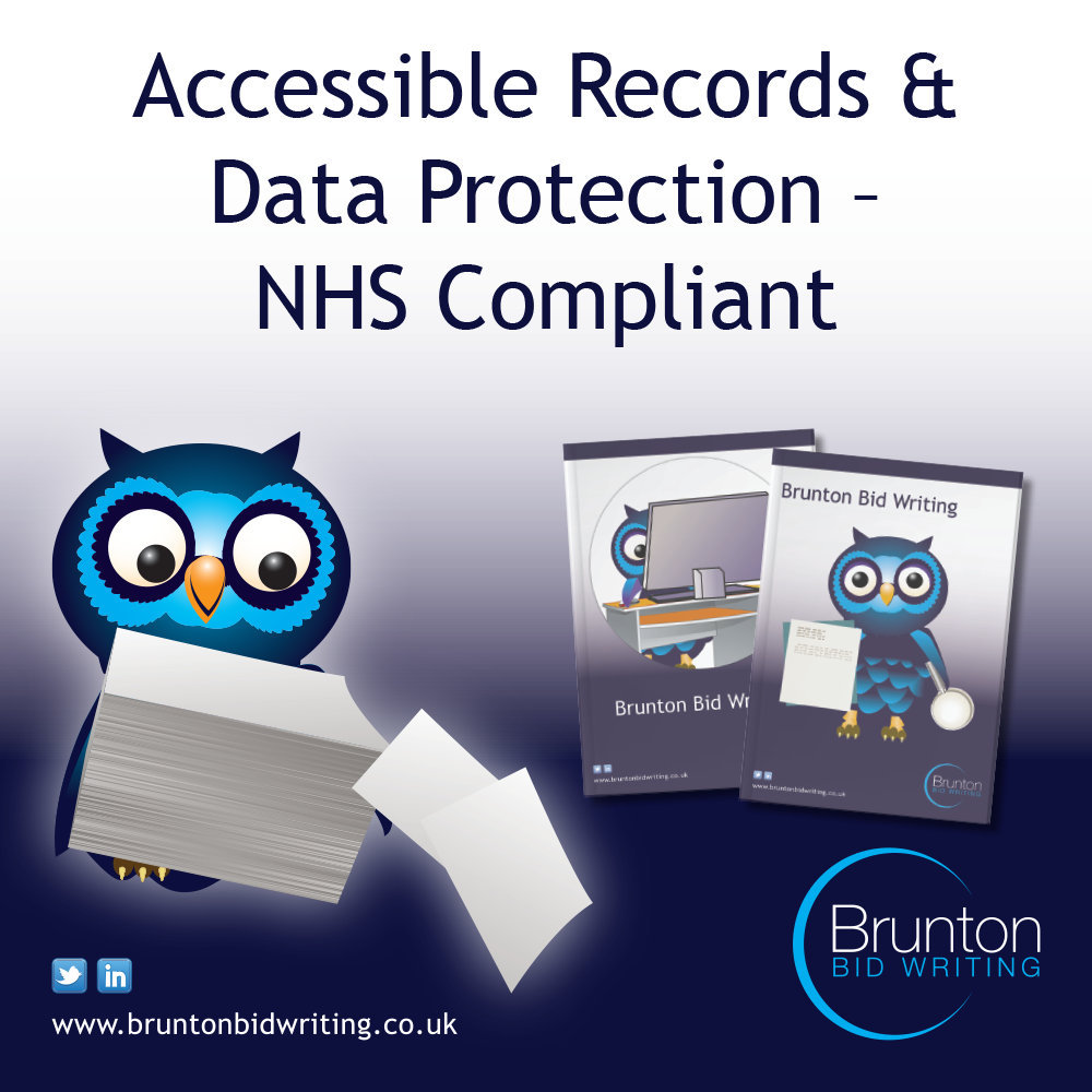 Accessible Records & Data Protection Policy