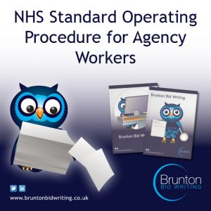 NHS SOP Agency Workers