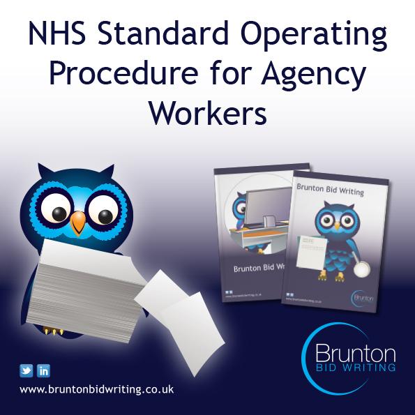 NHS SOP Agency Workers