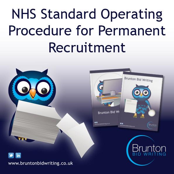 NHS SOP Permanent Recruitment