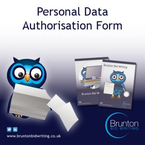 NHS Personal Data Authorisation Form