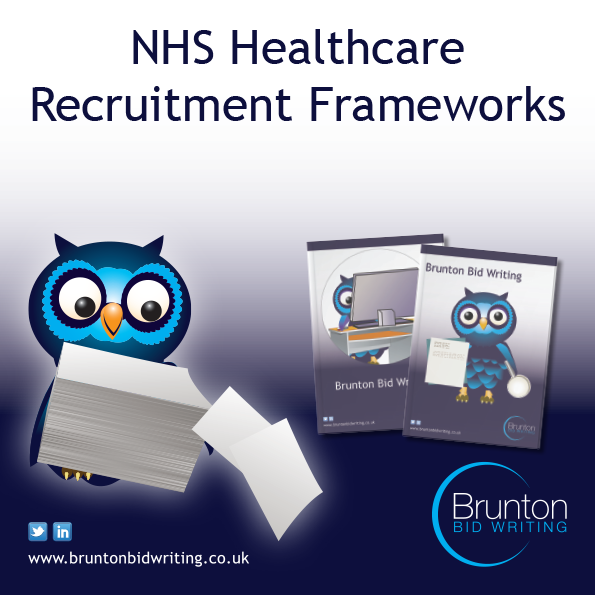 NHS Healthcare Recruitment Frameworks